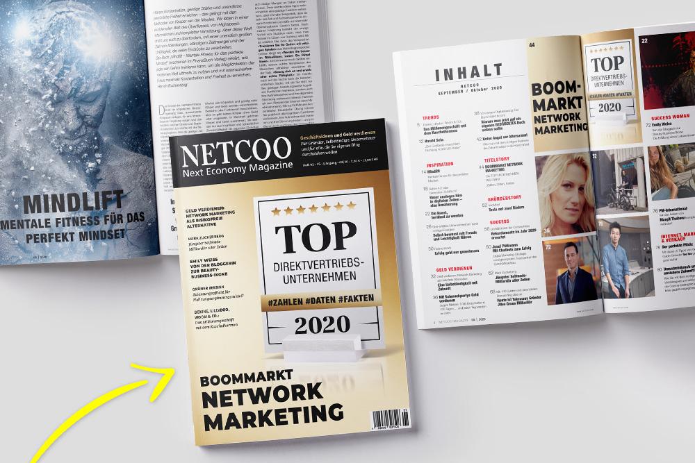 ab-sofort-erhaeltlich:-netcoo-magazin-08-2020-#boommarkt-#network-#marketing-#-top-direktvertriebsunternehmen-2020