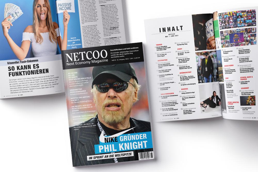 das-neue-netcoo-magazin-04-2021:-raus-aus-der-ninja-falle-–-no-income-–-no-job-–-no-assets-–-so-geht`s!