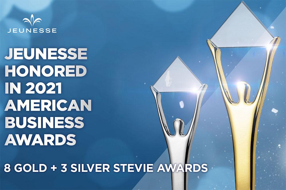 jeunesse-erhaelt-8-gold-und-3-silber-stevies-bei-den-american-business-awards-2021